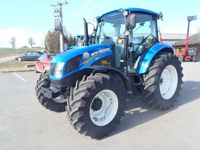 New NEW HOLLAND T4 105 DC ROPS Tractors for sale