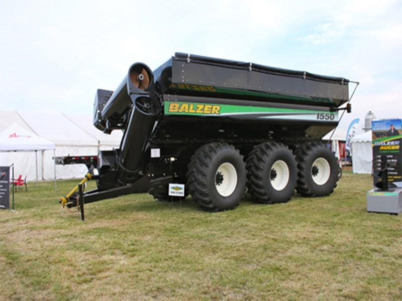 New BALZER FIELD FLOATER 4 - 1550 Harvesting for sale