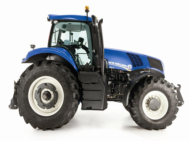 New NEW HOLLAND T8 320 Tractors for sale