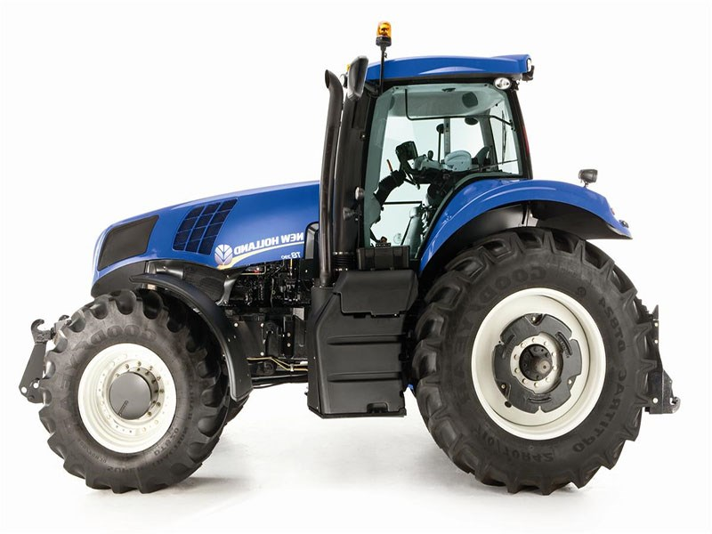 New NEW HOLLAND T8 320 AC Tractors for sale