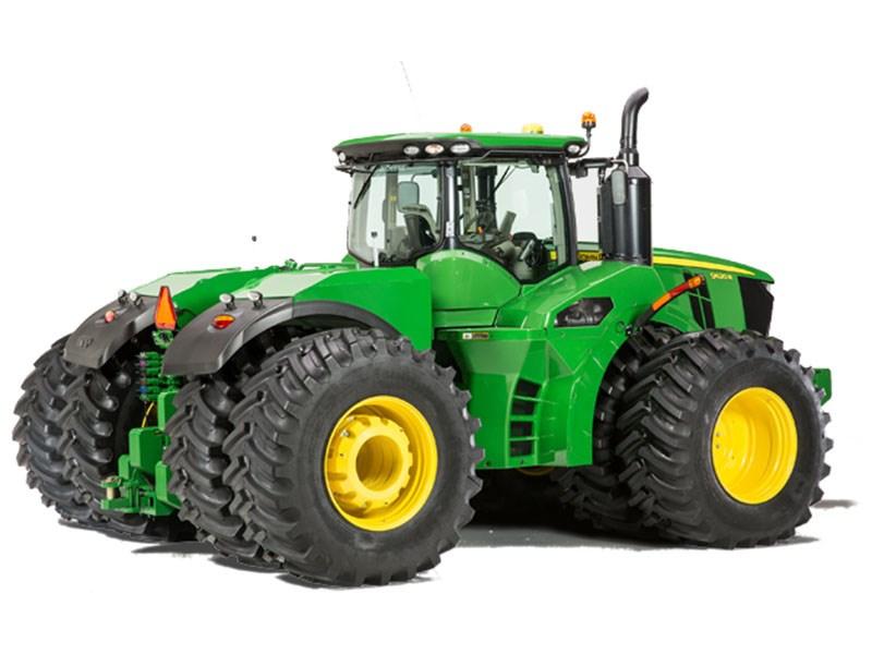 New JOHN DEERE 9620R Tractors for sale