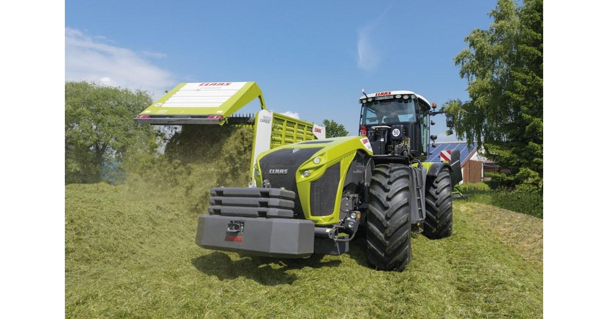 Atemberaubend New CLAAS XERION 4000 TVC Tractors for sale @UJ_37