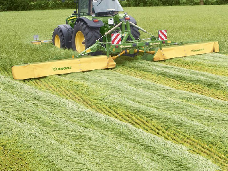 New KRONE ECB870CV Hay Tools for sale