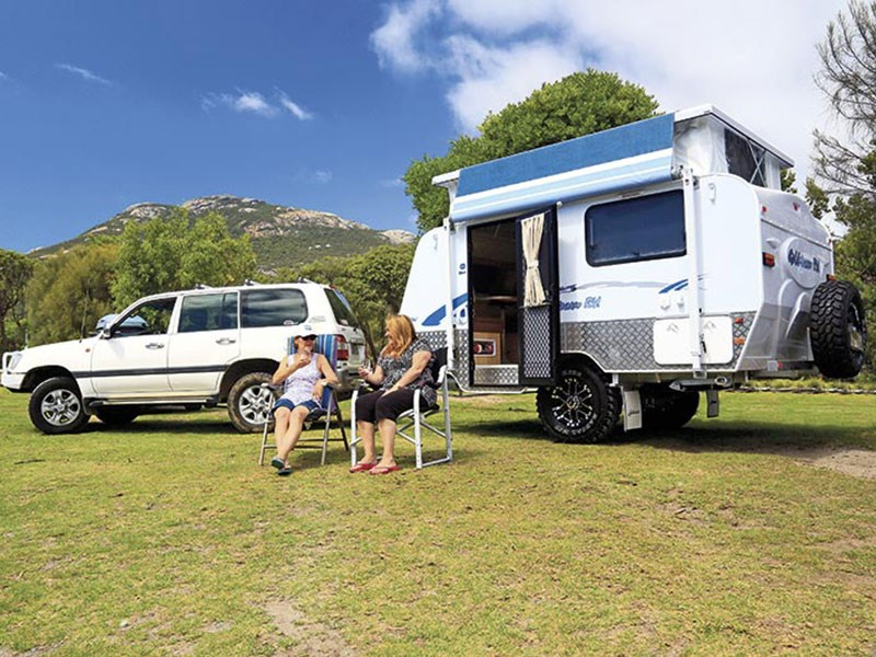 New Goldstream Rv 12 Mini Caravans For Sale