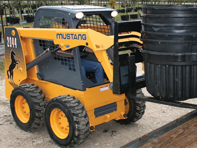 New MUSTANG 2044 Loaders for sale