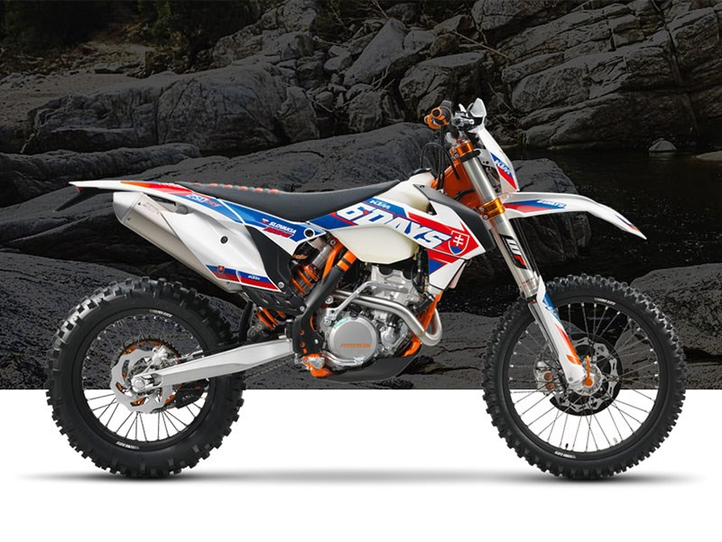 new ktm 250 exc f six days motorcycles for sale. Black Bedroom Furniture Sets. Home Design Ideas