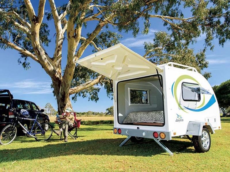 Rv Trader Online >> New JAYCO J-POD Caravans for sale