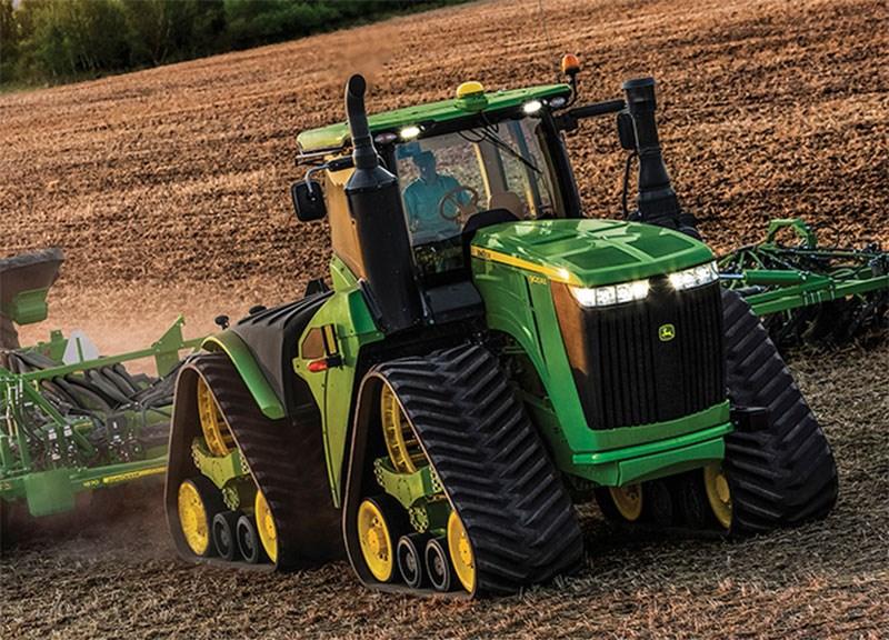 John Deere Rx Series Tractors