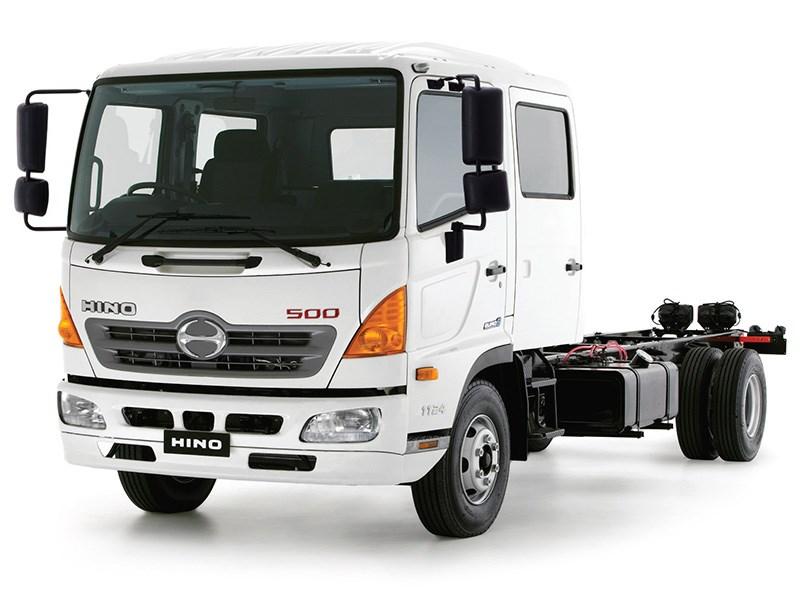 New HINO 500 FG 1628 CREW Trucks for sale