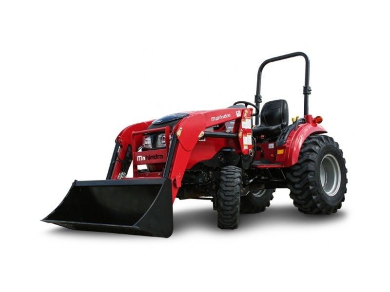 New Mahindra 1538 Hst Tractors For Sale