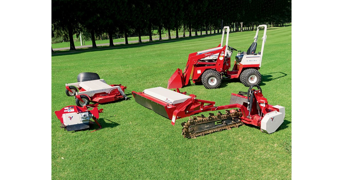 New VENTRAC 4500P Tractors for sale