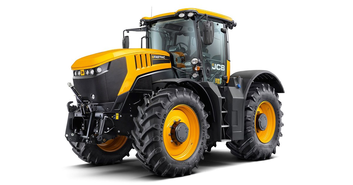 New JCB 8330 Tractors for sale