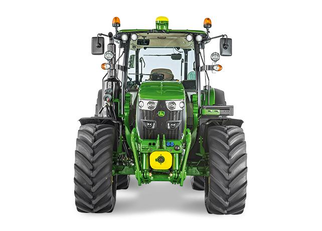 New JOHN DEERE 6095MC Tractors for sale