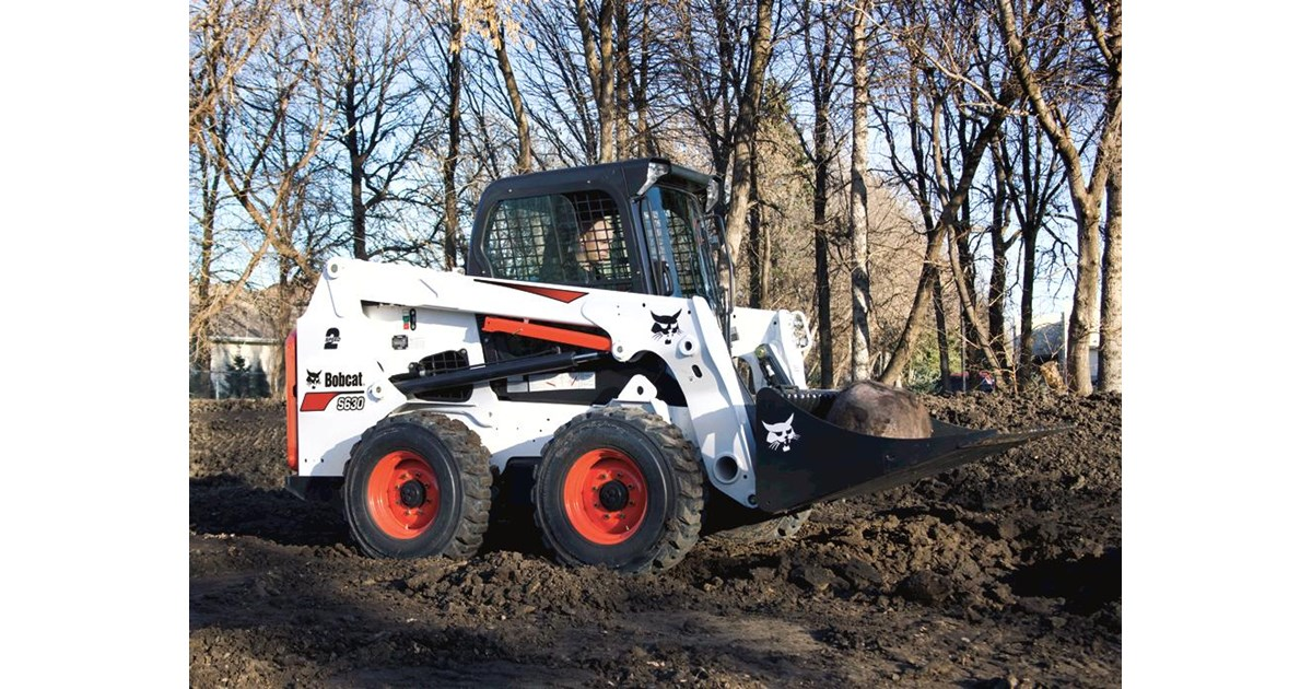 New Bobcat Skid Steers for sale