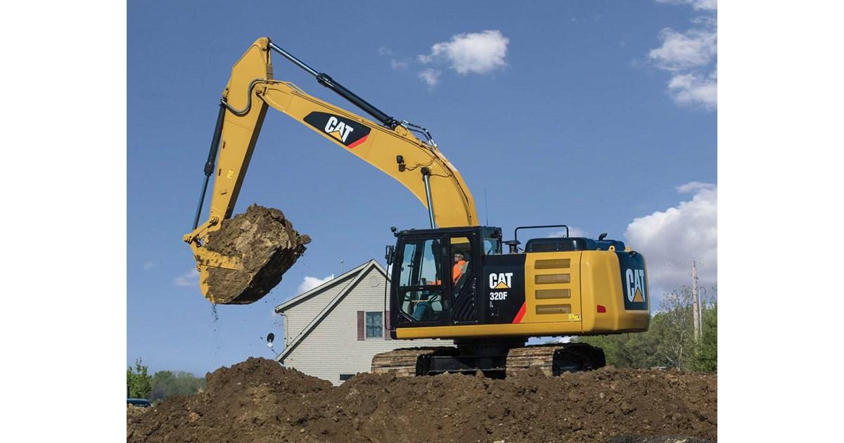 New Caterpillar 320f L Excavators For Sale