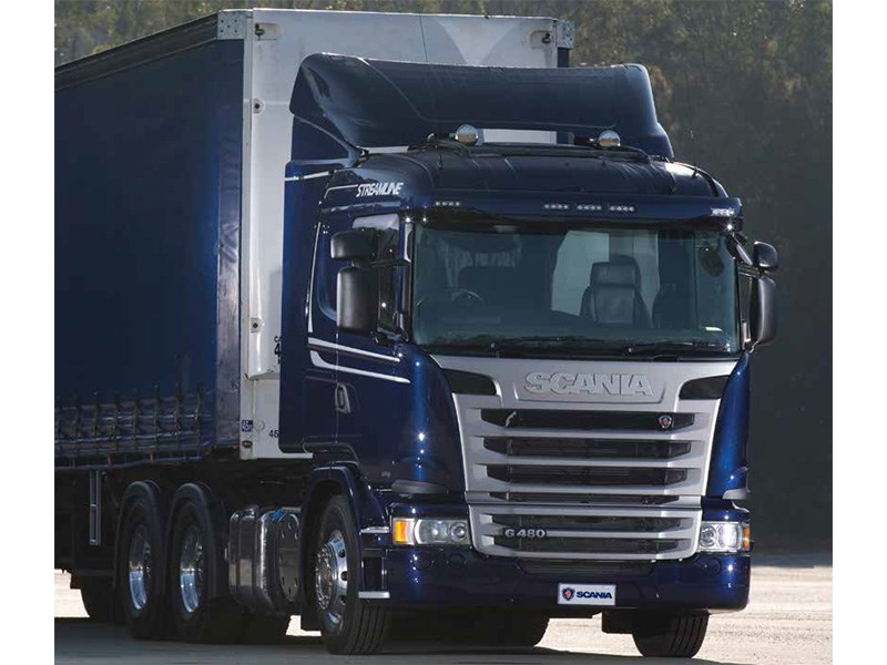 New SCANIA G440 6x4 Trucks for sale