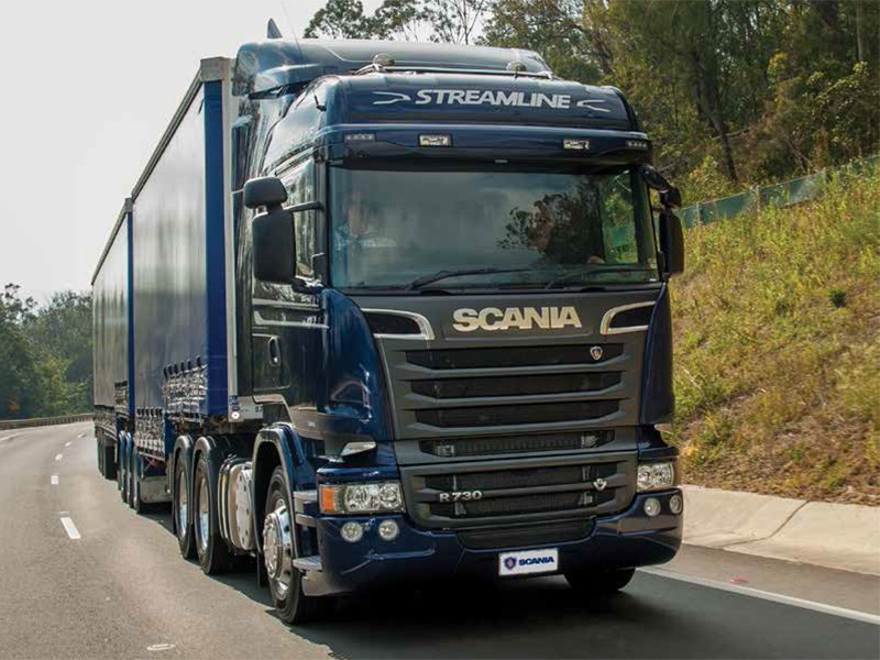 New SCANIA R730 6x4 Trucks for sale
