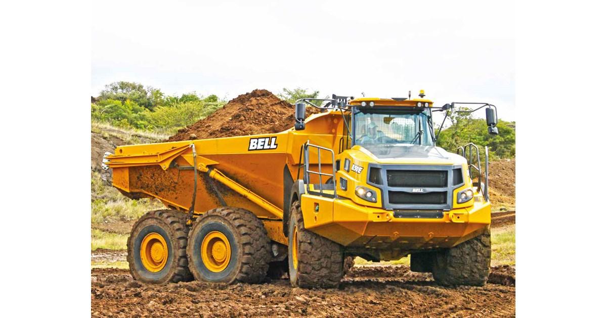 New Bell B50e Trucks For Sale