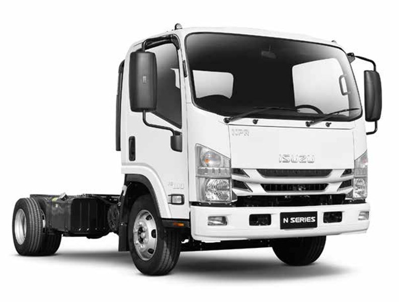 New ISUZU NPR 75-190 LWB Trucks for sale