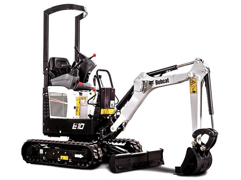 New BOBCAT E10 Excavators for sale