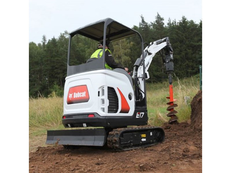 New BOBCAT E17 Excavators for sale