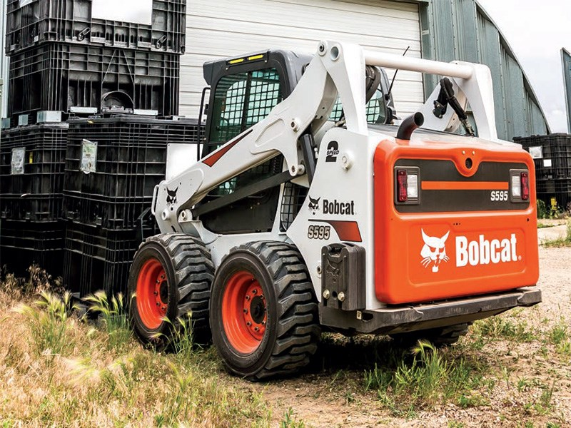 New BOBCAT S595 Loaders for sale