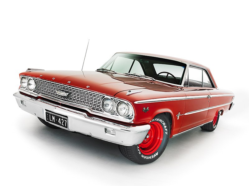 1963 Ford Galaxie R-Code review