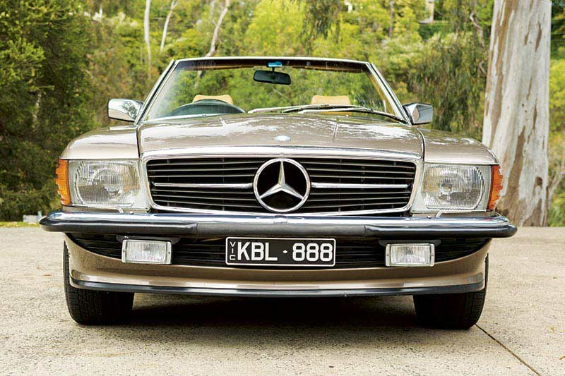 1986 mercedes benz 560sl review past blast. Black Bedroom Furniture Sets. Home Design Ideas