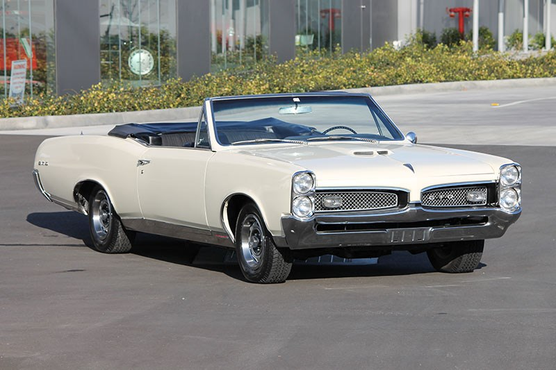 1967 Pontiac GTO Convertbile Review