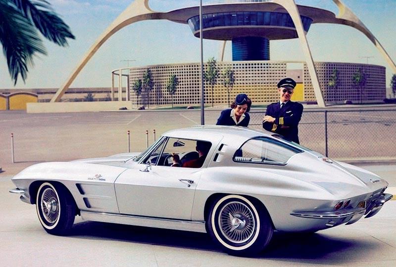 chevrolet corvette c2 1963 1967 review. Black Bedroom Furniture Sets. Home Design Ideas
