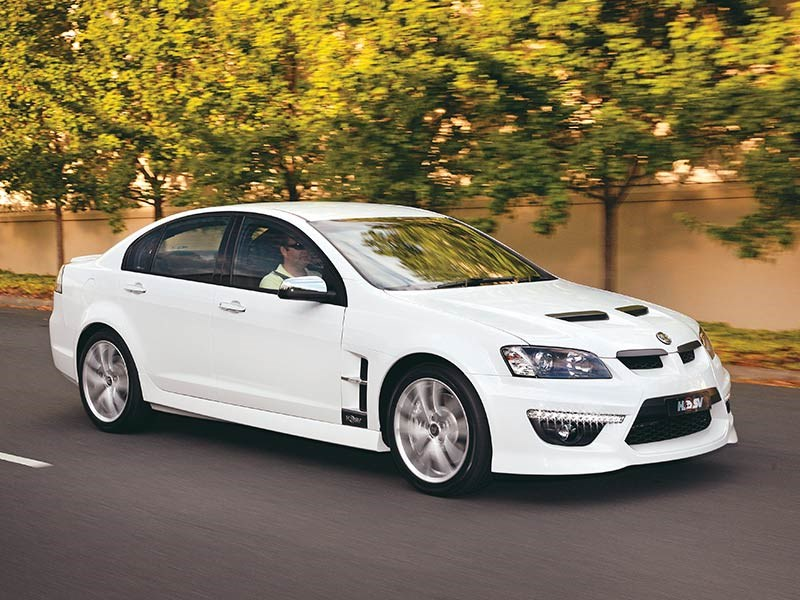 HSV Clubsport GXP Review