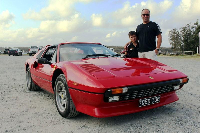 Ferrari 308 Gts For Sale >> 1985 Ferrari 308 Gts Qv Reader Ride