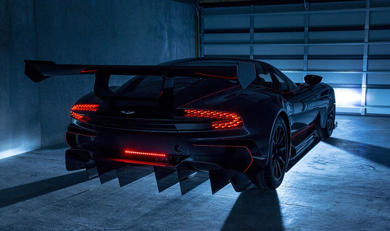 Aston Martin Vulcan Review