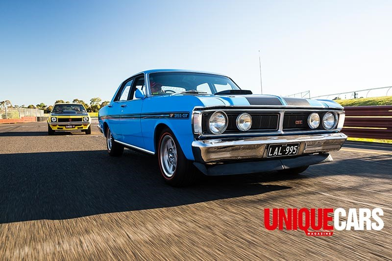 1971 - 1972 Ford Falcon XY GT-HO Phase III - Buyers Guide