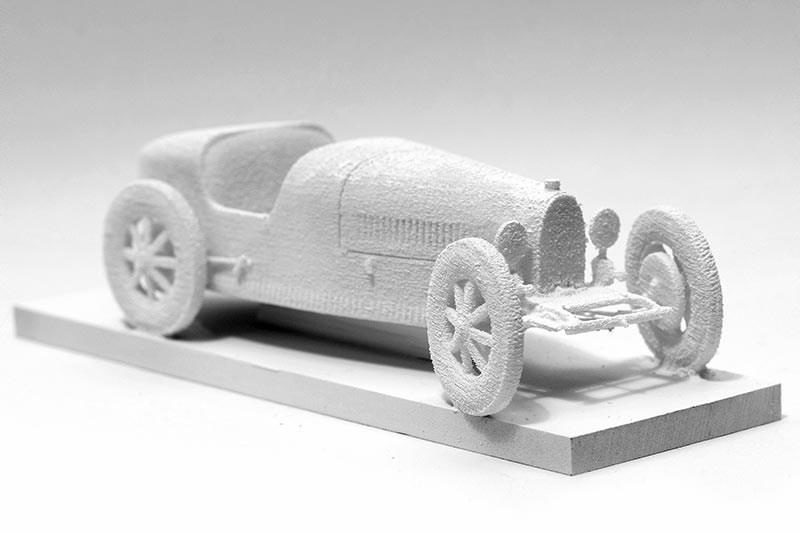 3D Printed Car Parts, Headers, Tyres + More - Morley's Workshop 399