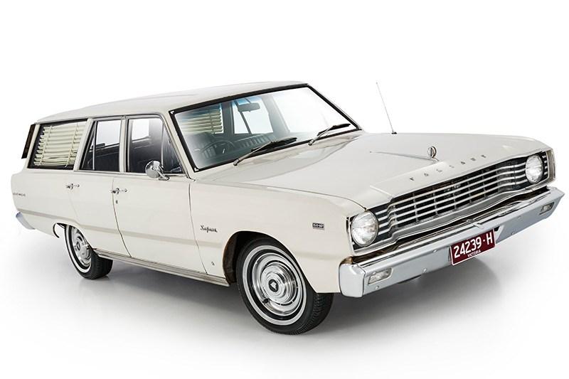 Chrysler VE Valiant Wagon 1967-1969 - Buyer's Guide