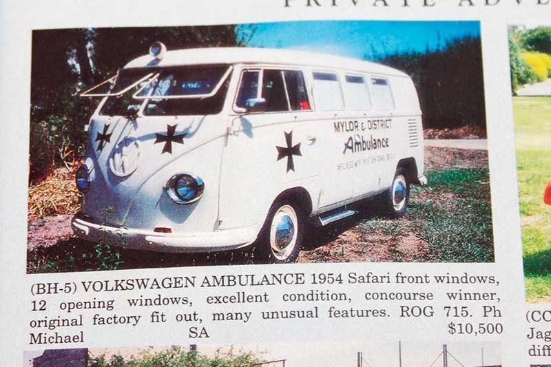 VW Kombi Ambulance + Pontiac 2+2 + XW Falcon - Gotaways 406