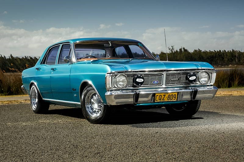 1971 Ford XY Fairmont - Reader Ride