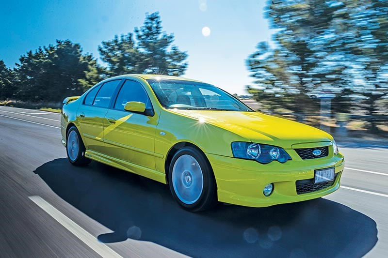 Ford Falcon XR6 Turbo - Buyers Guide