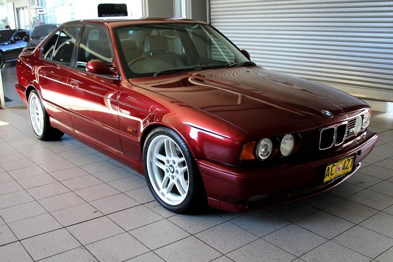 1991 Bmw E34 M5 Today S Tempter