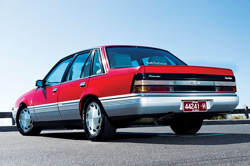 1986 Holden Vl: 1986-88 Holden VL Commodore Turbo Buyer's Guide