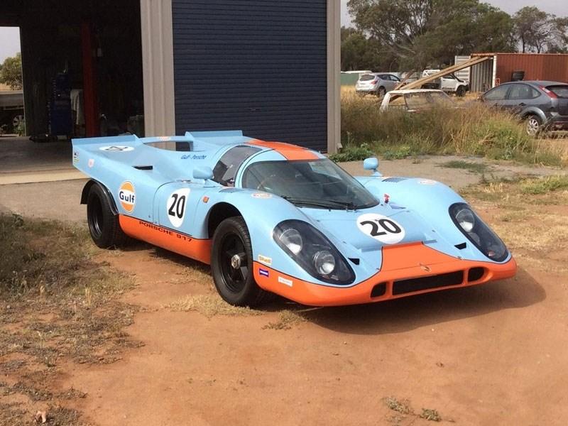 Porsche 917 For Sale >> 1970 Porsche 917 Re Creation Today S Le Mans Tempter