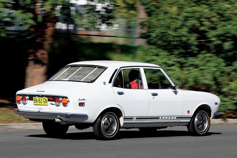 Mazda Capella Rx2 Buyer S Guide