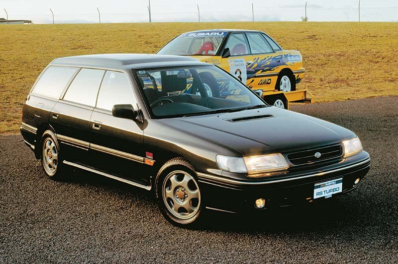 Subaru Liberty RS Turbo - Buyer's Guide