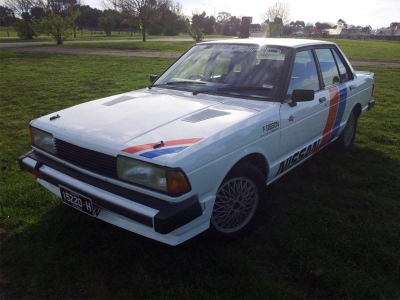 1982 Datsun Bluebird Series 1 TRX Turbo – Today's Tempter