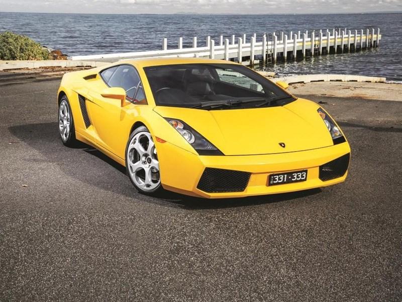 John Bowe S Lamborghini Gallardo For Sale