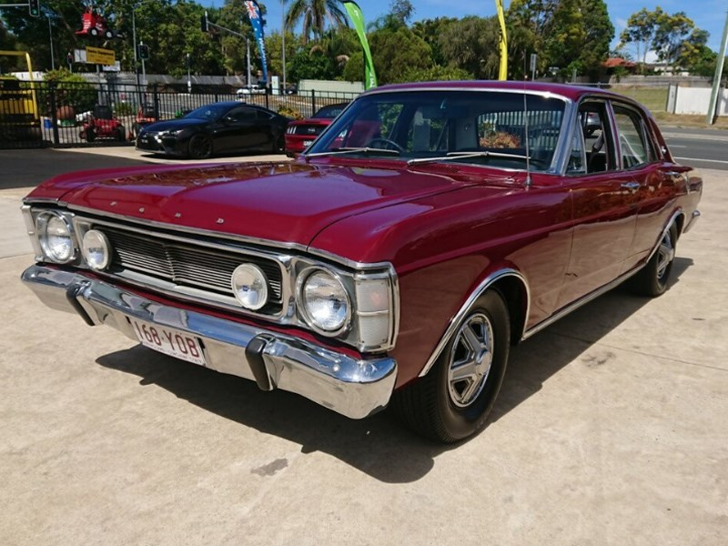 1970 Ford Falcon XW – Today's Tempter
