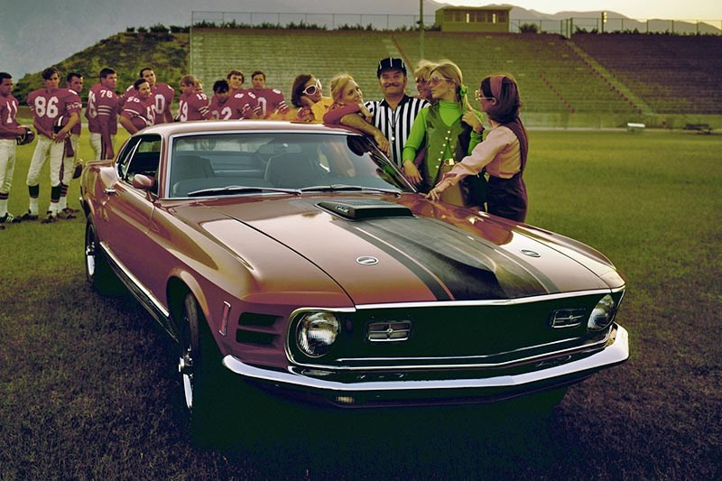 Ford Mustang Mach 1/Cobra-Jet/Boss 302/Shelby 1965-73 ...