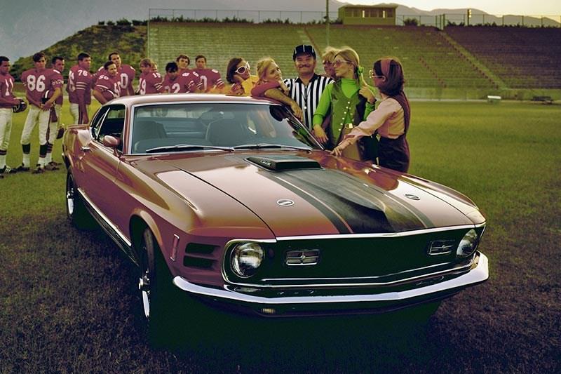 1963 Mustang Mach 1