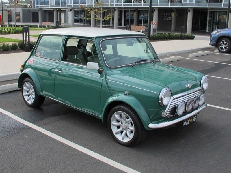 1996 Mini Rover Cooper 35th Anniversary Todays Tempter
